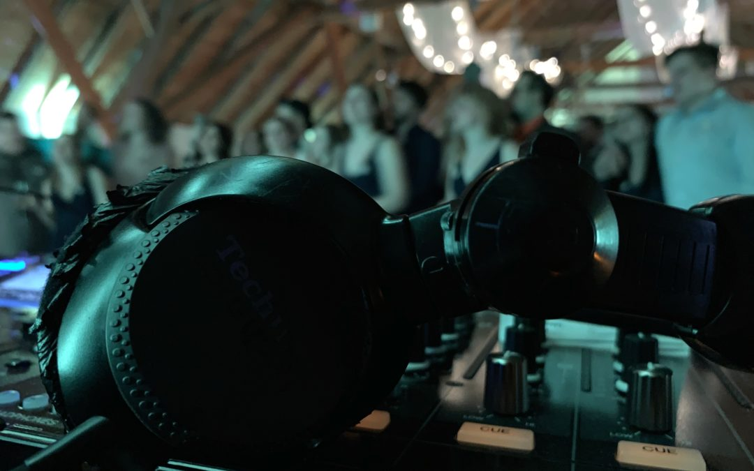 Euer DJ vor Ort – auf der Hochzeitmesse in Linden